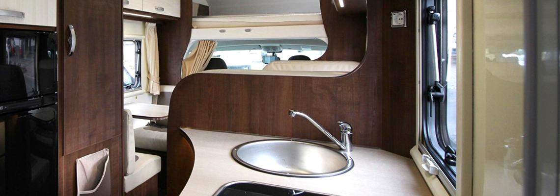 Comment déboucher l'évier du camping-car ?