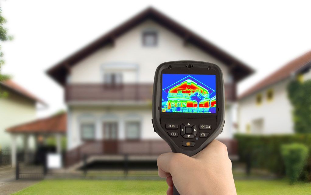 La recherche de fuite via la thermographie