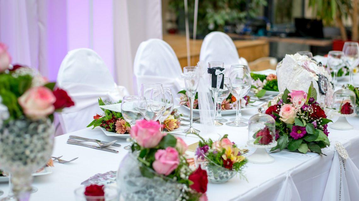 Comment bien organiser son repas de mariage ?
