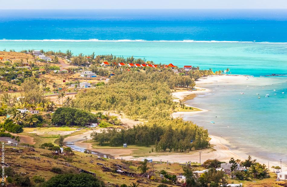 Les lieux incontournables de l'île Rodrigues